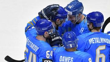 Хоккеисты Казахстана разгромили Украину в предолимпийском отборе