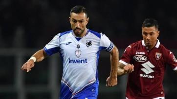 «Торино» в меньшинстве потерпело безвольное поражение от «Сампдории»