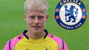 «Челси» нужен 17-летний голкипер