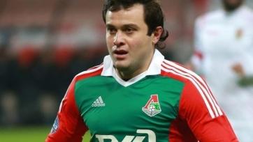 Касаев вернулся в «Аланию»