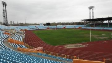 Команде Грозного запретили принимать соперников на своем стадионе
