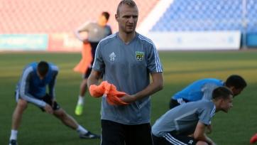«Тобол» расстался с защитником сборной Литвы