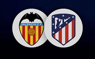 «Валенсия» – «Атлетико». 14.02.2020. Где смотреть онлайн трансляцию матча чемпионата Испании