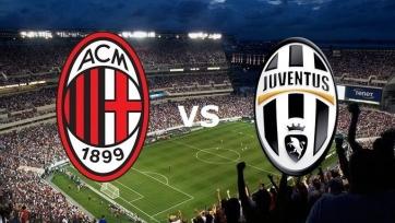 «Милан» - «Ювентус». Составы на игру