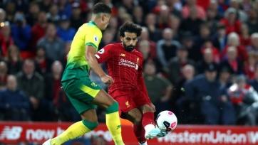 «Норвич» – «Ливерпуль» – 0:1. Текстовая трансляция матча