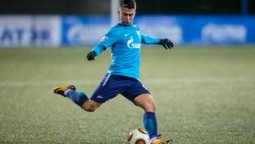 Воспитанник «Зенита» подписал контракт с казахстанским клубом