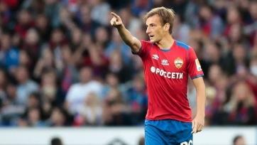 Хет-трик Кучаева помог ЦСКА разгромить клуб из Швейцарии