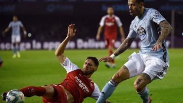 Смолов попал в заявку «Сельты» на матч с «Реалом»