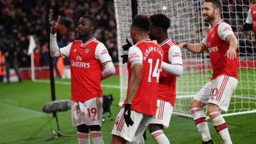 «Арсенал» разгромил на своем поле «Ньюкасл»