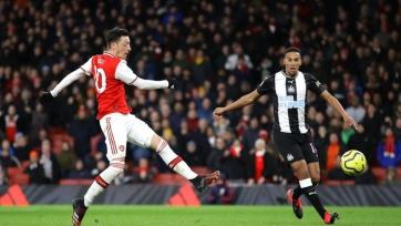 «Арсенал» установил рекорд сезона в АПЛ