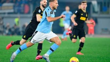 «Лацио» вклинился на вторую строчку за счет победы над «Интером» в очном поединке