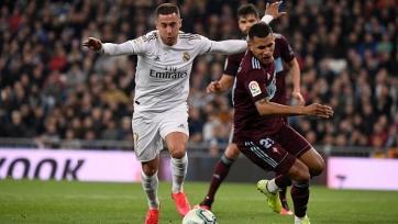«Реал» дома не сумел обыграть «Сельту»