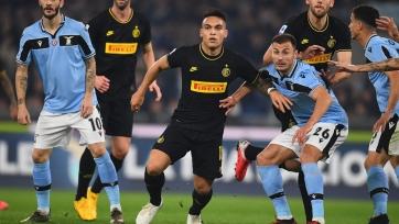 «Лацио» прервал 16-матчевую серию «Интера»