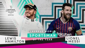 Месси стал лучшим спортсменом 2019 года