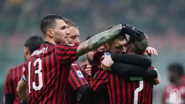 Ребич принес победу «Милану», забив в ворота «Торино»