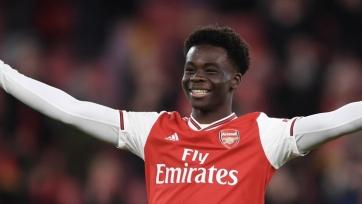 «Арсенал» хочет продлить контракт с 18-летним форвардом