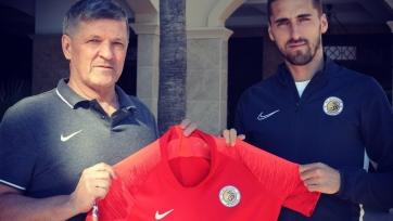 Полузащитник «Тамбова» перешел в казахстанский клуб