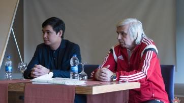 Бывший тренер московского «Динамо» возглавил «Актобе»