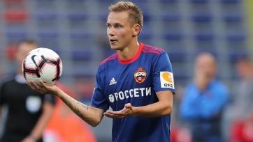 «Урал» подписал бывшего полузащитника ЦСКА