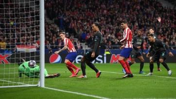 «Атлетико» на 379 минуте прервал «сухую» серию «Ливерпуля»