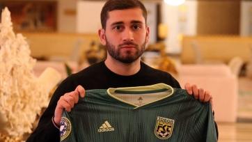 «Тобол» подписал игрока сборной Грузии из бельгийского «Зюльте-Варегема»