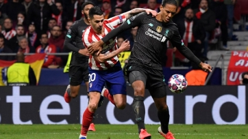 Гуллит: «Ван Дейк против «Атлетико» сыграл ужасно»