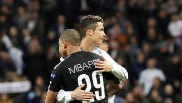 Роналду: «Мбаппе – это настоящее и будущее футбола»