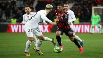 «Брест» отыгрался с 0:2 в матче с «Ниццей»