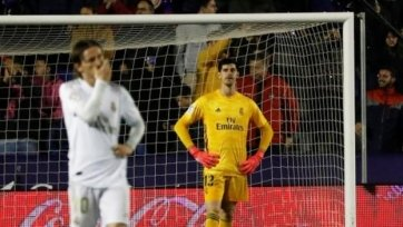 «Реал» на выезде минимально уступил «Леванте»