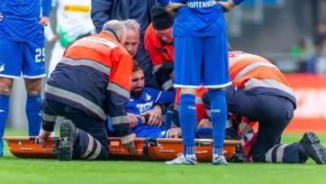 Даббур травмировал колено