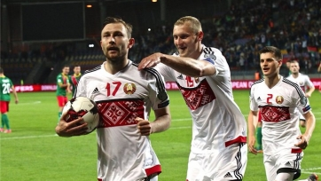 Беларусь минимально одолела Узбекистан в товарищеском матче
