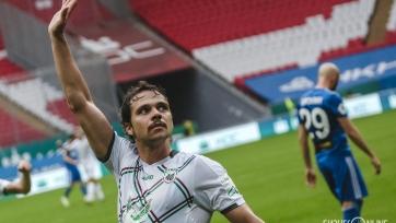 Покинувший «Рубин» Башкиров продолжит карьеру за границей