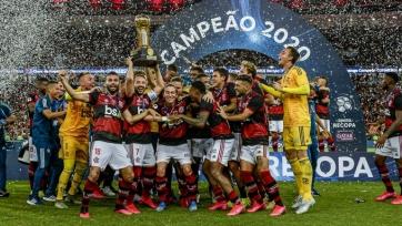 Бразильский «Фламенго» стал обладателем Суперкубка Южной Америки