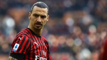 «Милану» нужен Ибрагимович. Тот не против, но при условии