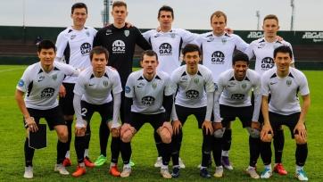 «Атырау» разошелся миром с командой из Кыргызстана