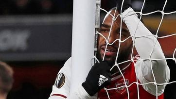 «Арсенал» впервые вылетел из еврокубков после победы на выезде в первом матче
