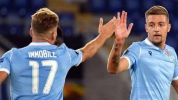 Три основных игрока «Лацио» решили свои проблемы перед матчем с «Болоньей»