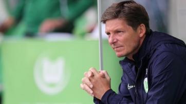 Наставник «Вольфсбурга»: «Шахтер» – команда из Лиги чемпионов»