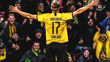 Холанд – автор лучшего гола первых матчей 1/8-й Лиги чемпионов. Видео