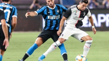 Появилась вероятность переноса матча «Интер» - «Ювентус»