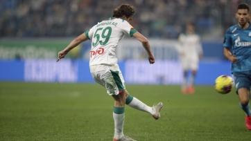 «Зенит» и «Локомотив» не сумели распечатать ворота в напряженной дуэли