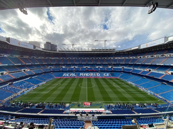 «Реал Мадрид» – «Барселона» – 2:0. Текстовая трансляция матча