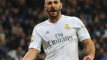 Бензема провел полтысячи матчей за «Реал»