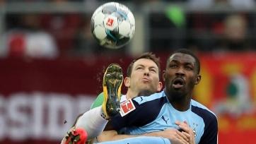 Лидер атак Гладбаха вернулся в общую группу перед матчем двух «Боруссий»