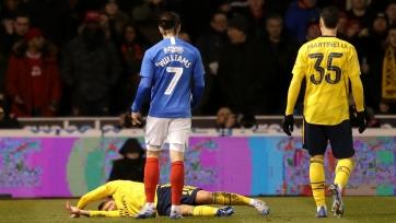 «Арсенал» рискует надолго потерять Торрейру