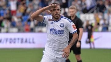 «Оренбург» продлил контракт с португальским полузащитником