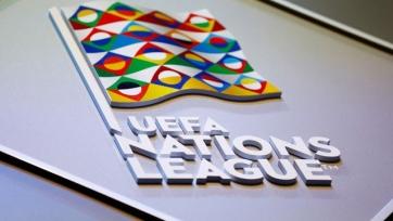 Жеребьевка Лиги наций УЕФА. Re-LIVE