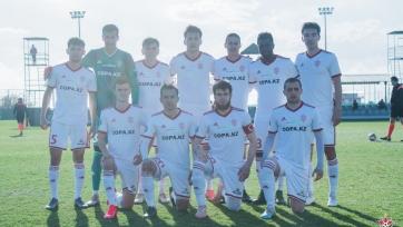 «Актобе» на турецком сборе разбит клубом из Первой лиги Украины