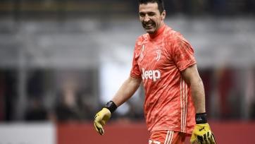 Буффон оказался под вопросом на матч с «Миланом»
