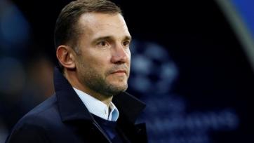 Шевченко: «Попасть в группу с сильнейшими командами Европы – уже достижение»